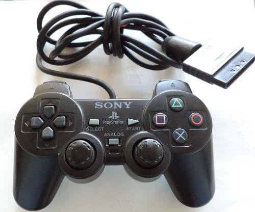 Control De Juegos Para Ps2