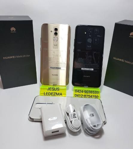 Huawei Mate 20 Lite 64 Gb Liberado