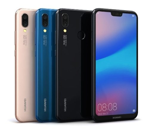 Huawei P20 Lite Telefono Android 4 Gb Ram 32 Rom, Dual 4glte