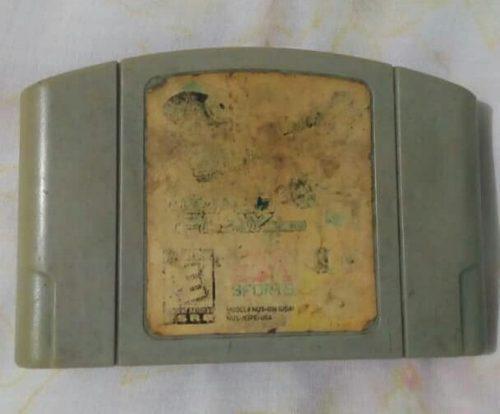 Juego De Nintendo 64 Baseball Triple Play 2000 N64