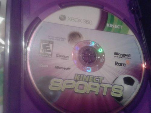 Juego Kinect Sports Original Xbox 360