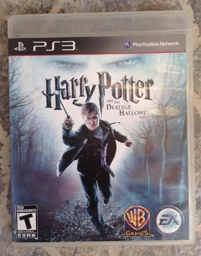 Juego Original Playstation Ps3 Harry Potter Perfecto Estado