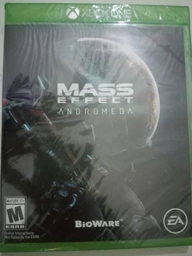 Juego Para Xbox One, De Mass Effec Andrómeda Nuevo
