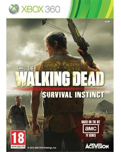 Juego The Walking Dead Para Xbox 360 Totalmente Original