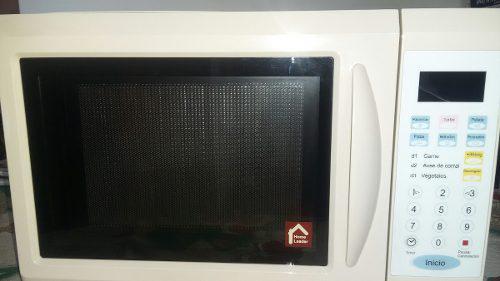 Microondas Horno Home Leader Perfecto Funcionamiento