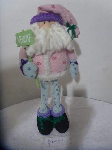 Muñecos De Navidad San Nicolas Y Nieves