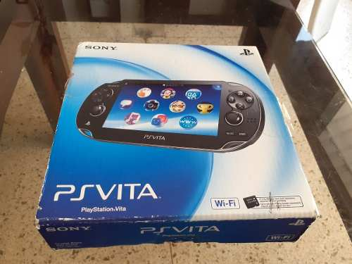 Playstation Vita Caja Vacia Impecable Ver Fotos Oigo Oferta