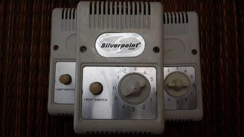 Regulador De Velocidad Para Ventilador De Techo Silverpoint