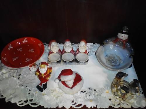 Remate Set Adornos De Navidad