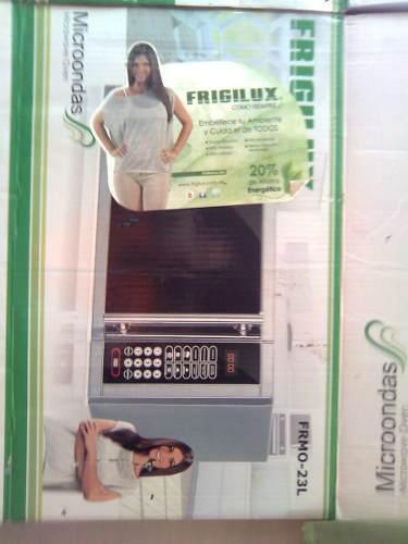 Se Vende Excelente Microondas De 23 Lts Marca Frigilux(85d)