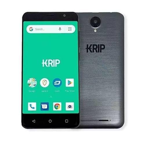 Telefono Celular Android Krip K5 +forro 8gb 1gb Ram Dual Sim