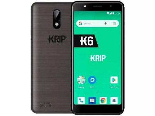 Telefono Celular Android Krip K6 +forro 8gb 1gb Ram Dual Sim