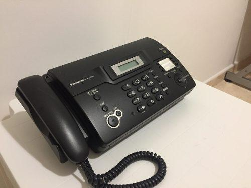 Telefono Fax Panasonic Modelo Kk-fy931 Usado