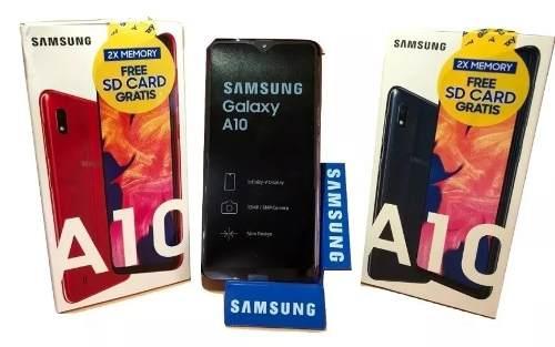 Telefono Samsung Galaxy A10 De 32 Gb(135)