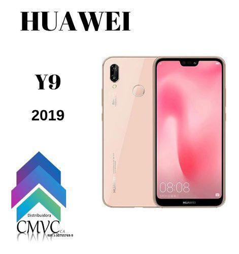 Teléfono Android Huawei Y9 2019 Somos Tienda Física