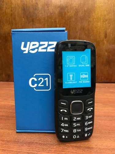 Teléfono Celular Básicos Yezz C21