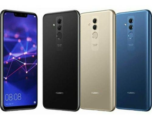 Teléfono Celular Huawei Mate 20 Lite Somos Tienda Física