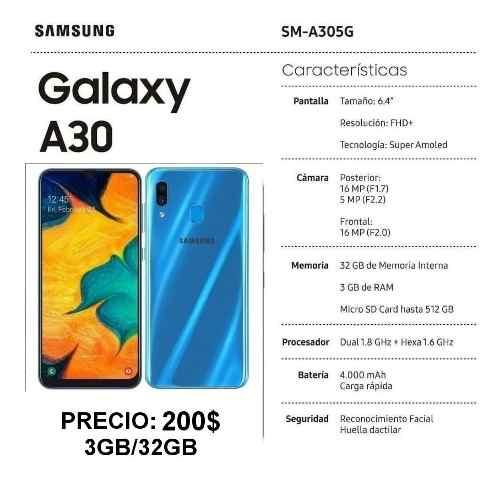 Teléfono Celular Samsung Galaxy A Vrds)