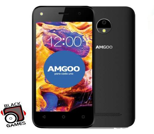 Teléfonos Celulares Android Amgoo Am 412 Tienda Fisica