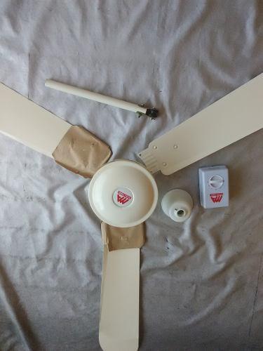 Ventilador De Techo 56 De 5 Velocidades (nuevo)