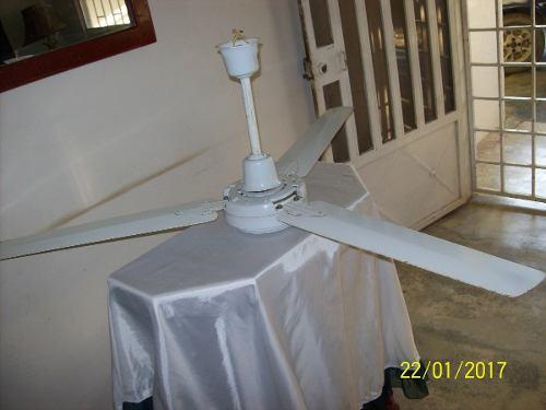 Ventilador De Techo Marca Phantom Industrial 56 Usados