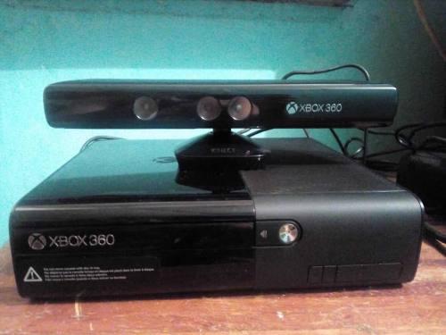 Xbox gb (2 Controles, Kinect, Juegos Originales)