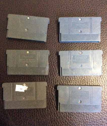 6 Juegos De Nintendo Gba Power Rangers Tmnt Y Mas 10gr33ns