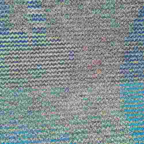 Alfombras Modulares 60 X 60. Lote De 18