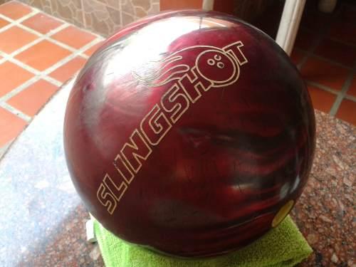 Bola De Bowling Brunswick Slingshot 12 Lb
