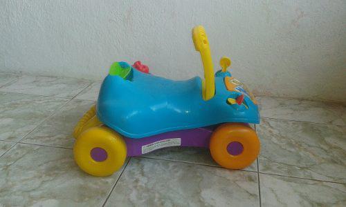 Carro Andadera Para Niños