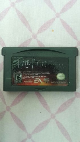 Harry Potter & The Goblet Fire Game Boy Advance