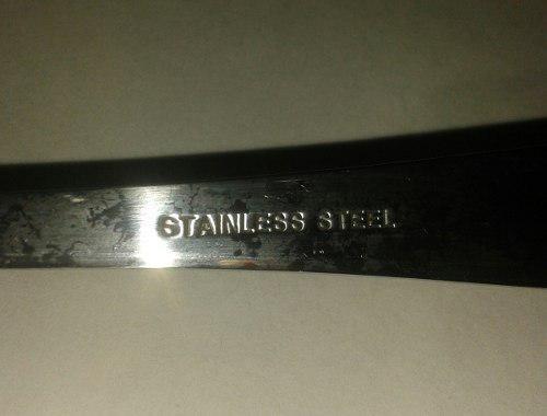 Juego De Cubiertos 84 Piezas 120vstainless Steel