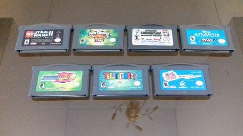 Juegos De Game Boy Advance/ Advance Sp/ Micro