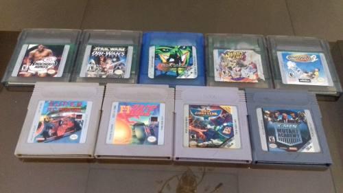 Juegos De Game Boy Color/ Advance/ Advance Sp