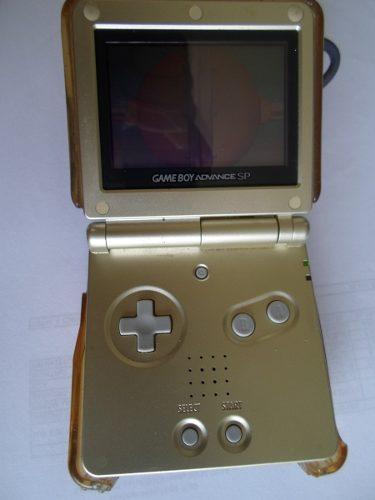 Nintendo Game Boy Advance Sp En Excelente Estado