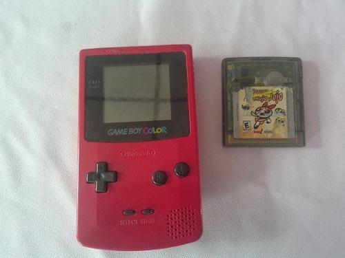 Nintendo Game Boy Color (rosa)