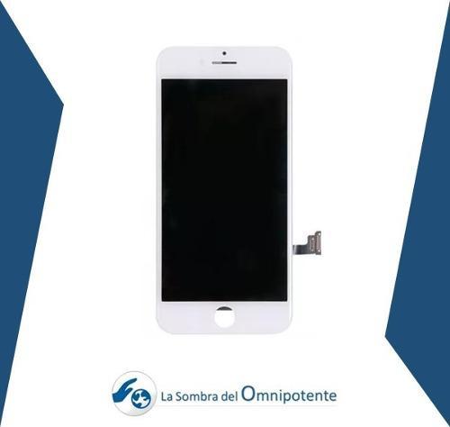 Pantalla Mica Tactil iPhone 7 Blanca/negra Tienda Física