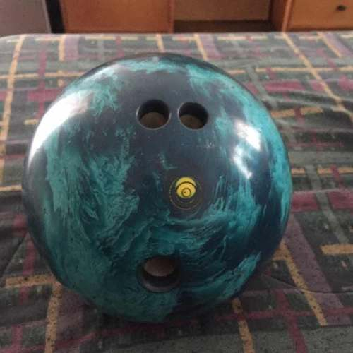 Pelota De Bowling