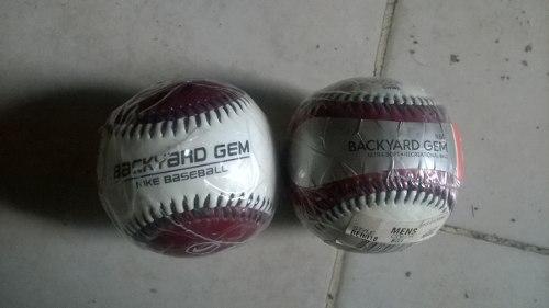 Pelotas De Goma Para Practica Beisbol Infantil