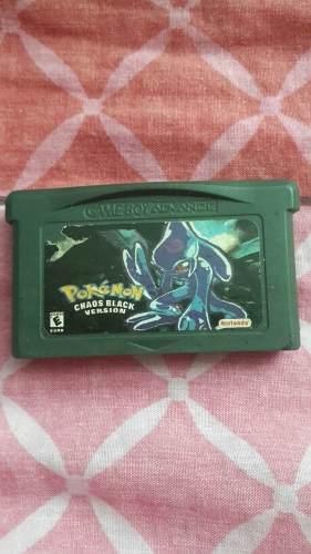 Pokemon Chaos Black Game Boy Advance