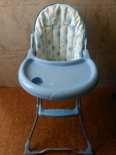 Silla De Comer Happy Baby