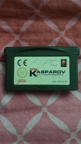 Virtual Kasparov Game Boy Advance