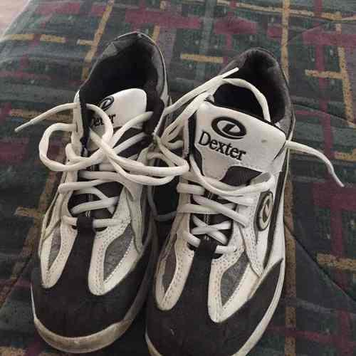Zapatos De Bowling Marca Dexter Talla 7