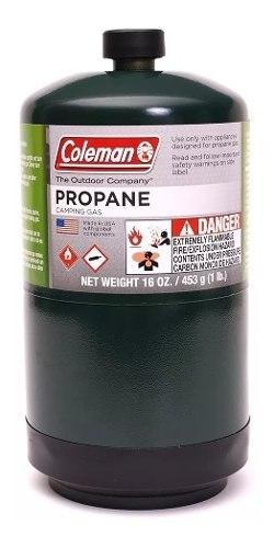 Bombona Coleman Gas Propano Nueva