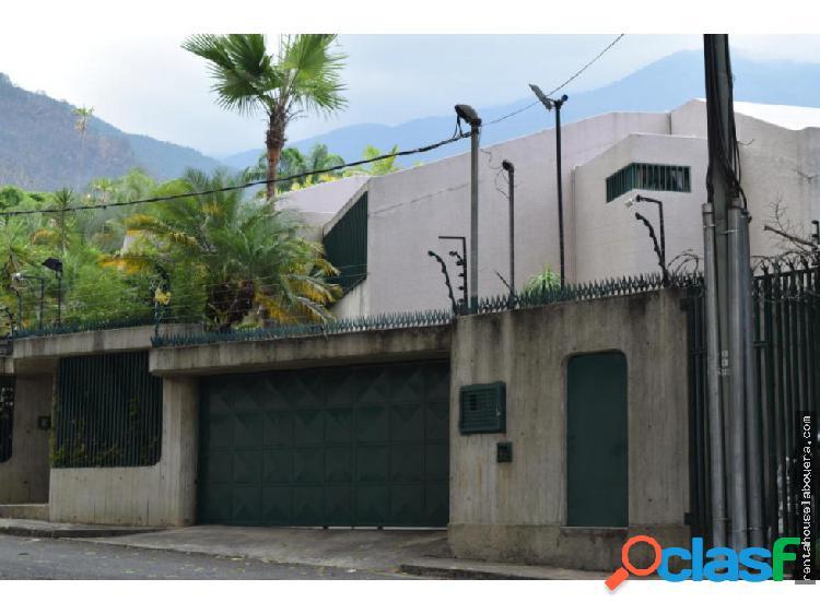 Casa en Venta Los Chorros GN2 MLS18-11895