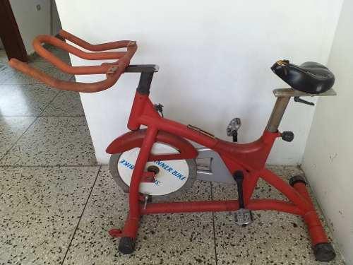 Combo Bicicleta De Spinning Y Máquina De Hacer Cintura