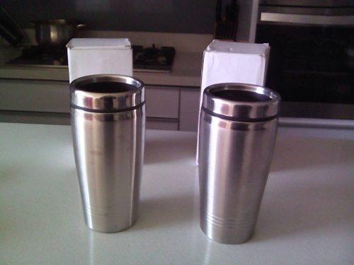 Cooler O Envase Termico De Bebidas En Acero Inoxidable