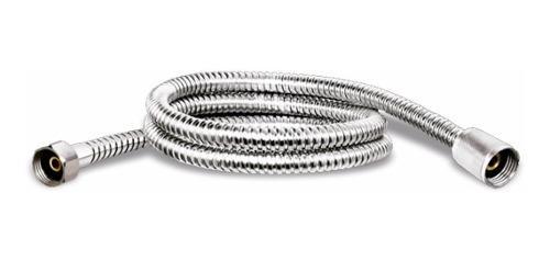 Manguera Flexible Belt G Ducha Telefono Metalica 2mts Bm Fp