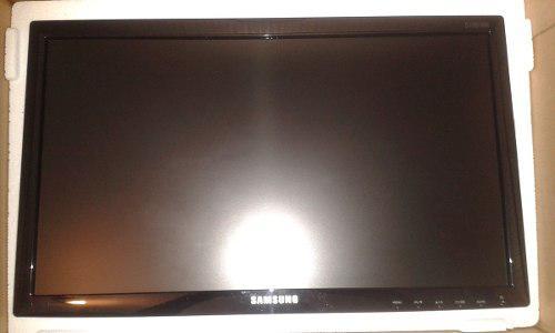 Monitor Samsung Led 19 Sd300 Nuevo