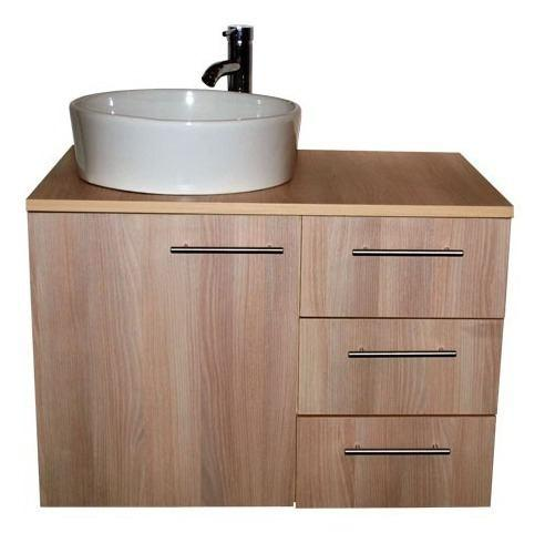 Mueble De Baño Para Lavamanos Con Gavetas